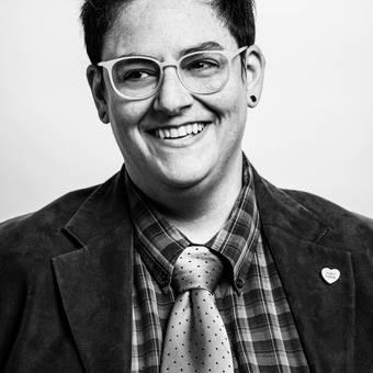 Trans Job Fair Portraits