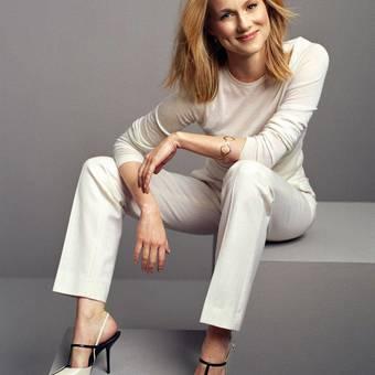 Laura Linney-Vogue Magazine
