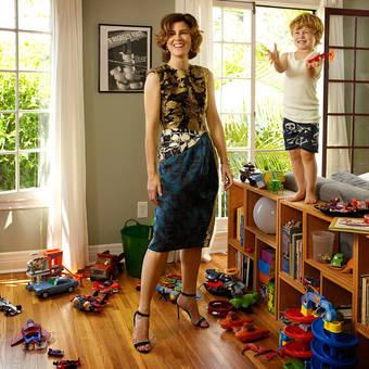 Jeanne Darst-Vogue Magazine