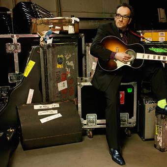 Elvis Costello-Vogue Magazine