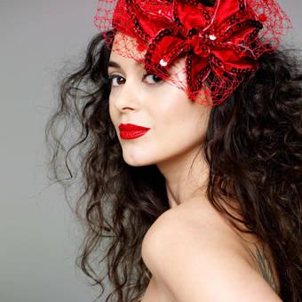 Emilie Simon-Vogue Magazine