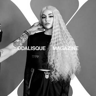 Ava Max-Odalisque Magazine Sweden
