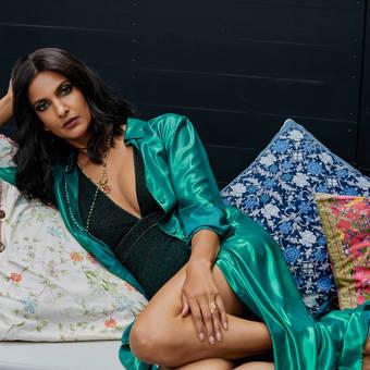Poorna Jagannathan-Vogue India
