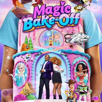 Disney's Magic Bake Off