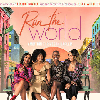 Run The World-STARZ