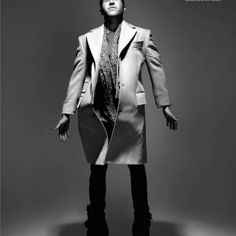 Pete Wentz for FAULT UK