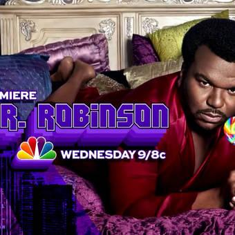 Craig Robinson-NBC
