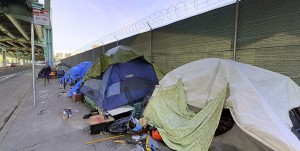 SF Homelessness: The Rise and Fall of Tent City