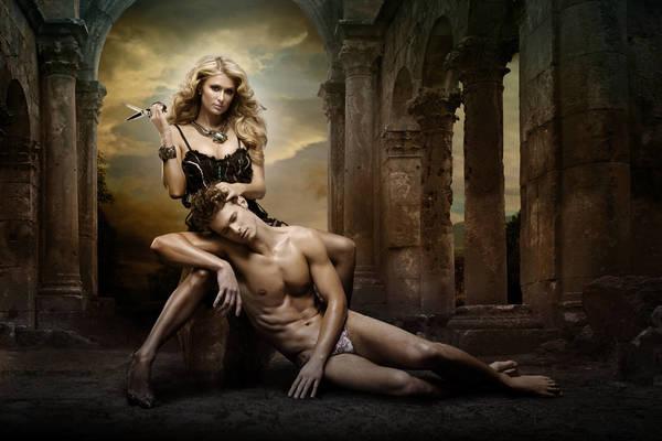 Paris Hilton - Adon Magazine