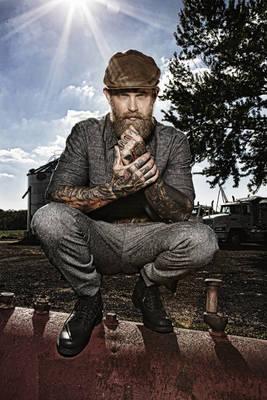 Josh Mario John - Inked Magazine
