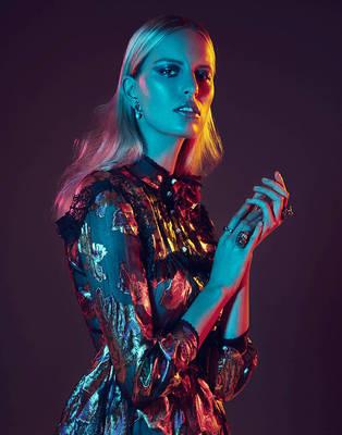 Karolina Kurkova - Prestige Magazine