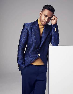Lewis Hamilton - Prestige Magazine