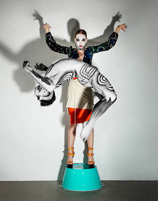 Circus Freak - L'Officiel Vietnam