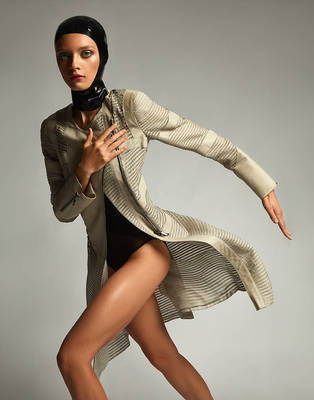 Julia Belyakova - Prestige Runway Magazine