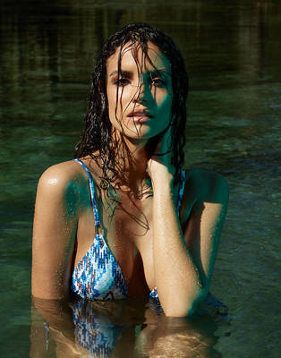 Wet and Wild - Prestige Magazine
