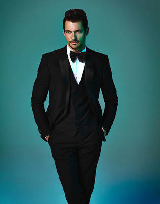 David Gandy - Prestige Magazine