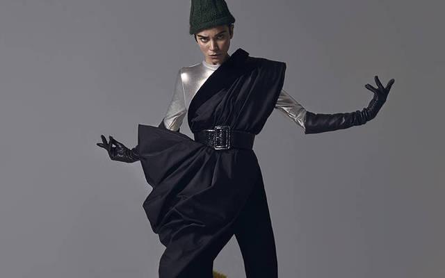Haute Couture- Prestige Magazine