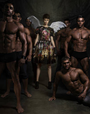 Fallen Angel - Prestige Magazine
