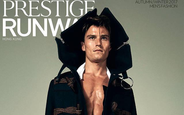 Oliver Cheshire - Prestige Runway Magazine
