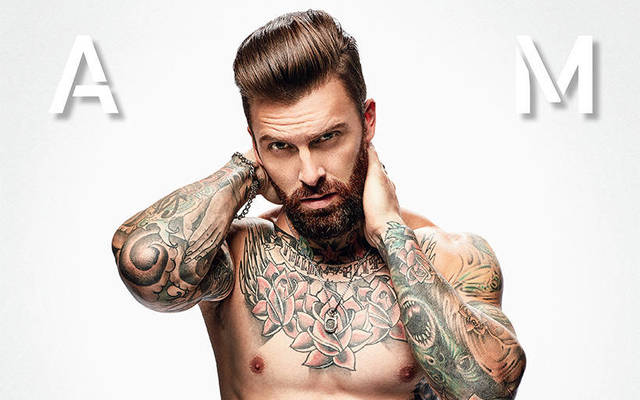 Levi Stocke - And Men Magazine