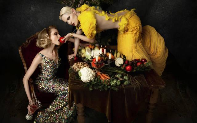 Gluttony - IDoll Magazine