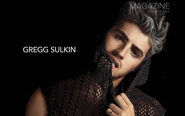 Gregg Sulkin - Rogue Magazine