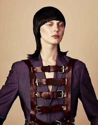 Olga Sherer - Glassbook Magazine