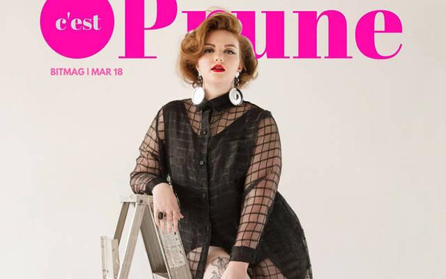 Shannon Purser - Prune Magazine