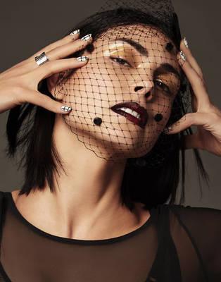 Morena Baccarin - Rogue Magazine