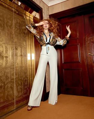 Jessica Clements - Prestige Magazine