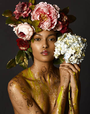 Pritika Swarup - L'Officiel India