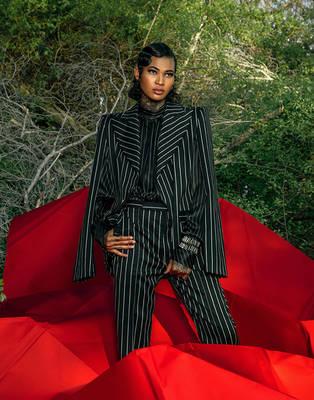 Asianna Scott - Basic Magazine