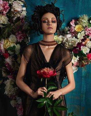 Dark Florals - South China Morning Post
