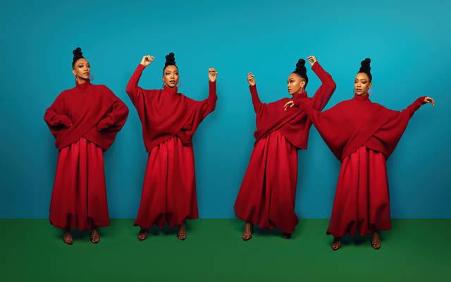 Sonequa Martin-Green - Emmy Magazine