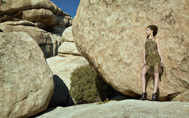 On The Rocks - Prestige Magazine