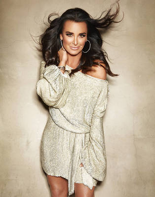 Kyle Richards - Social Life Magazine