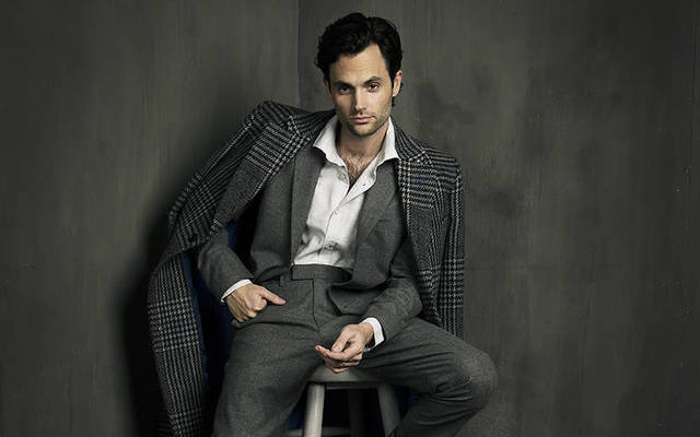 Penn Badgley - Emmy Magazine