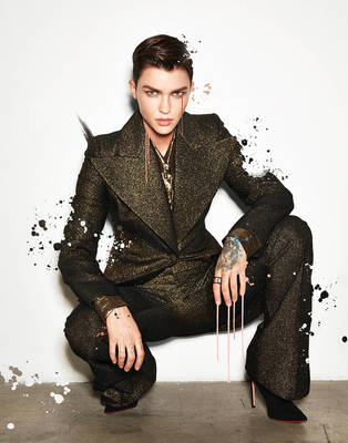 Ruby Rose - Emmy Magazine