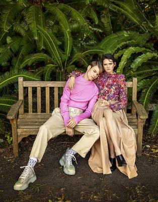 Paige and Jonathan - South China Morning Post Magazine