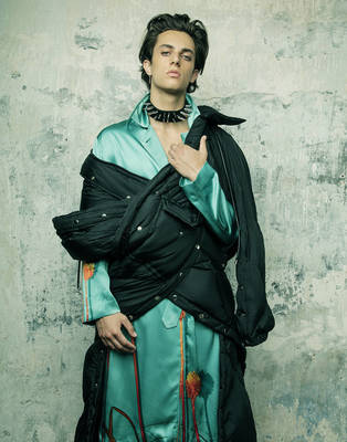 Guillaume - As If Magazine