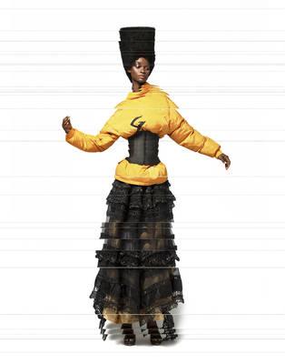 Supreme - L'Officiel Fashion Book Monte Carlo