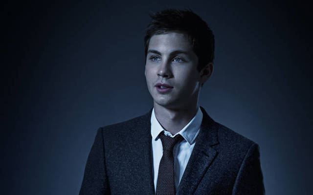 Logan Lerman - Fault Magazine