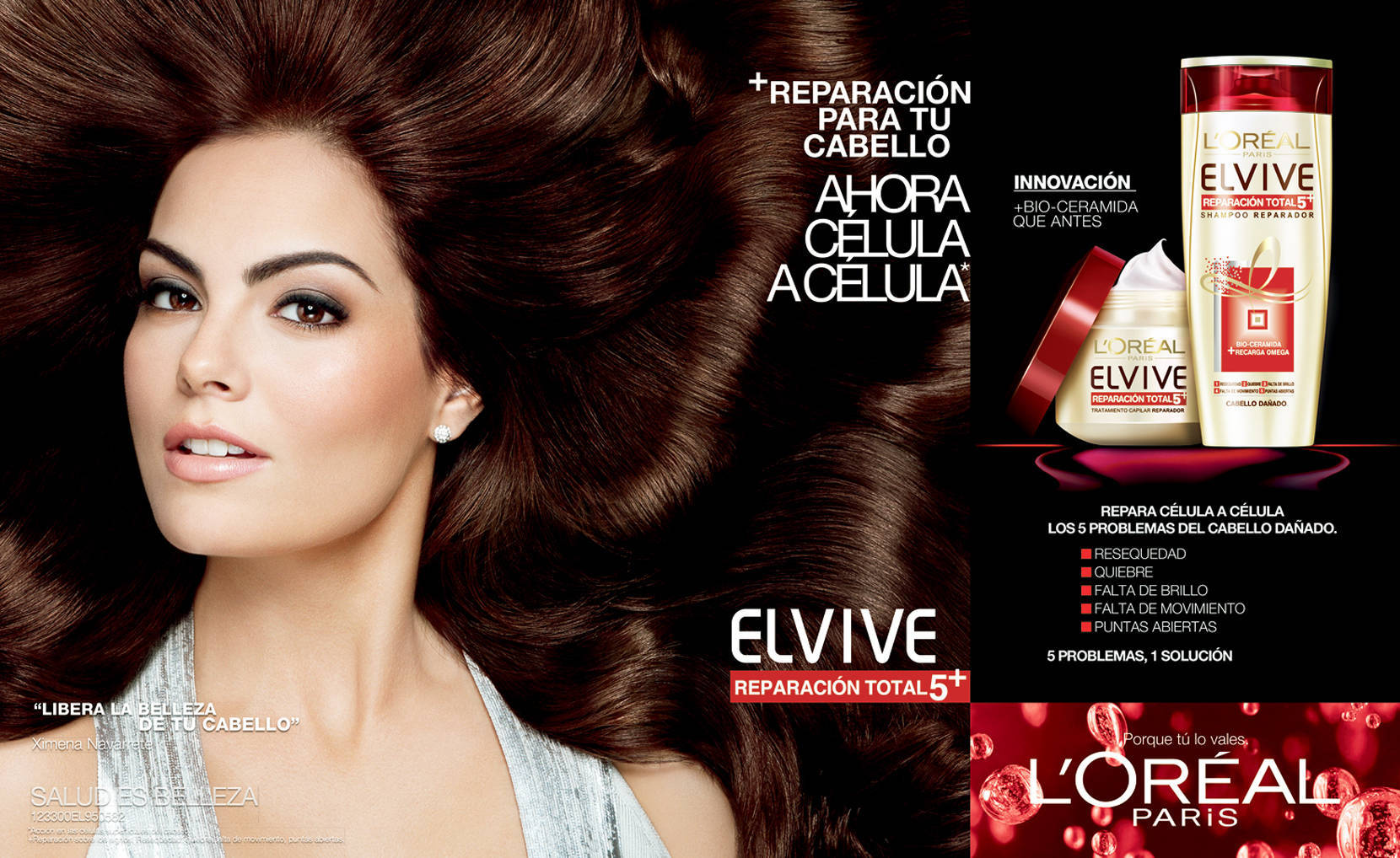 Alfa img - Showing > L'Oreal Skin Ads Freida Pinto Lipstick Color