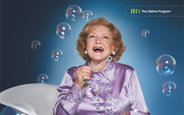 Betty White - The Lifeline Program