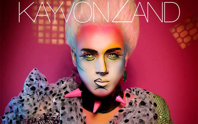 Kayvon Zand - Just Give It Away