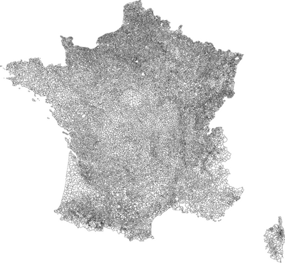 Communities of France