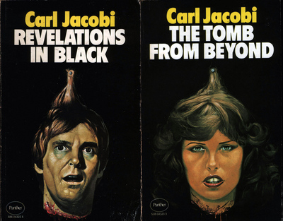 A Pair of Jacobi Covers From Beyond