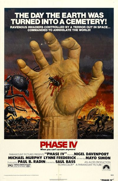 Phase IV, A Saul Bass Film