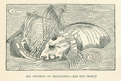 Sea Gryphon of Philoponus