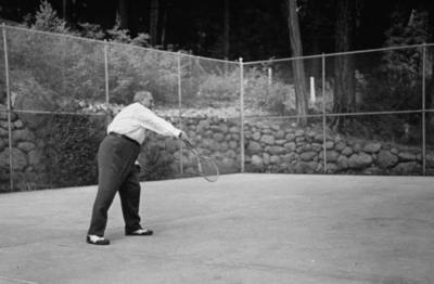 Hearst on the Court
